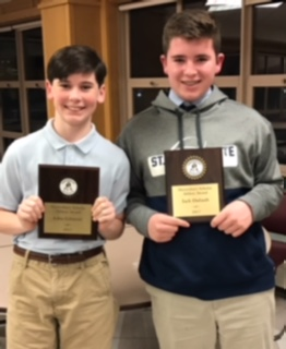 John Gilmore and Jack Dufault Scholar Award